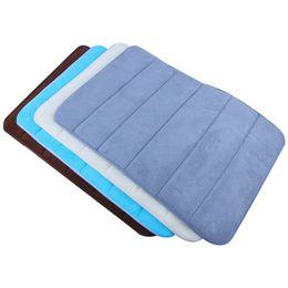 $enCountryForm.capitalKeyWord UK - 1PC Soft Bath Mat Bedroom Floor Shower Mat Absorbent Non Slip Pad Shower Rug Floor Cushion Home Bathroom Accessories