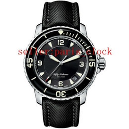 Wholesale strong new for sale – custom New SF high quality Brand Samurai series Asia Automatic movement Ultra strong noctilucan MM black band Stainless Steel watches