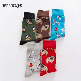 food Cute Creative Happy Socks Harajuku Hip Hop Socks Men Skarpetki Calcetines Hombre Divertidos Unisex Skateboard Underwear & Sleepwears wploikjd