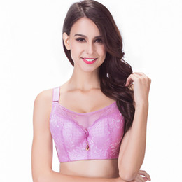 daf943e799 Big Size Bras Push Up Large Cup Bras E F Cup Lace Women Underwear Lingerie  105 110 Sostenes Mujer Grande
