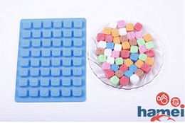 big cake silicone mold 2019 - 1PCS Big Size 26 Letters Shape Silicone Cake Mold, For Chocolate, Sugar, Cupcake, Cake Decorating D052 cheap big cake si