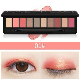 Beauty & Health Eye Shadow 32color Portable Wallet Type Eyeshadow Tray Leather Eye Shadow Pearl Eye Shadow Combination Eye Shadow Tray Dress Up Your Beauty