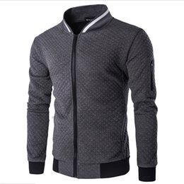 Asstseries 2018 Men's Hoodie 2018 Male  Casual Zipper Jacket Stand-Neck High-Grade Sweatshirt White 3D Plaid Tracksuit XXL