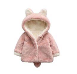 $enCountryForm.capitalKeyWord UK - baby winter warm fox coat kids winter clothes cartoon animal fox jackets hoodies for girls thick baby winter coat