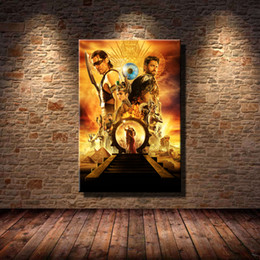 Chinese  Gods of Egypt Poster -1,Home Decor HD Printed Modern Art Painting on Canvas (Unframed Framed) manufacturers