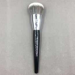 $enCountryForm.capitalKeyWord NZ - Professional Black Long Wood Handle Dense Synthetic Hair NO.61 Large Dome Shaped Allover Powder Brush Makeup Tool