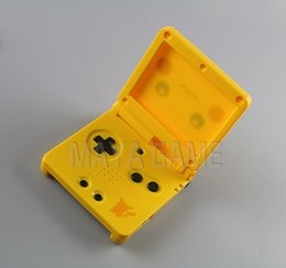 Discount gba sp Replacement Parts Full Housing Shell cover case for GameBoy Advance SP GBA SP