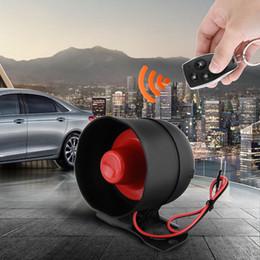 $enCountryForm.capitalKeyWord Canada - Hot sale 1-Way Car Alarm Vehicle System Protection Security System Keyless Entry Siren + 2 Remote Control Burglar DDA304