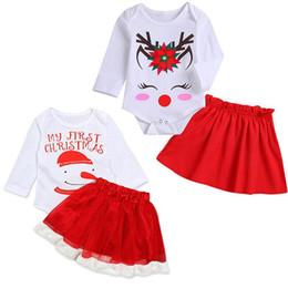 b0638b8a0 Xmas Outfits Children Christmas 2pcs Australia