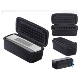 mini bluetooth speaker case Canada - For SoundLink Mini 1 2 Bluetooth Wireless Speaker EVA Carrying Storage Case Pouch Bag Cover Portable Zipper Carry Box Holder