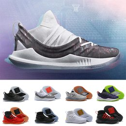 3c5b078e9508 (with box) 2018 New Curry 5 low High cut running basketball shoes  CHAMPIONSHIP PACK PI DAY men s Basketball Shoes size 7-12