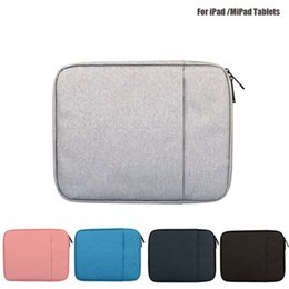 Discount 12.2 tablet - Shockproof Tablets Sleeve Pouch for Fundas New iPad 2017 Mini 2 3 4 iPad Air 1 2 Pro 9.7 inch Cover Case 2018 New
