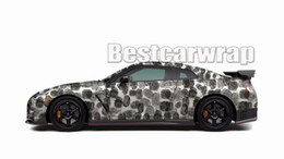 Motor body stickers online shopping - New camo Vinyl car wrap covering with air bubble free For Camouflage style Auto motor boat covering grahics sticker foil x30m x98ft