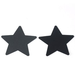 Discount packs bras - 2Pairs Pack Sexy Summer Womens Pentagram Shape Pasties Nipple Cover Sticker Bra Pad Patch Pasties Adhesive Fashionable O