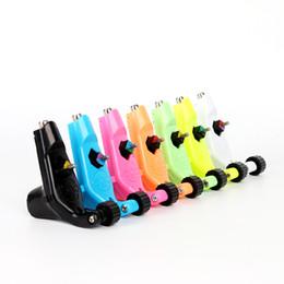Dövme Makineli Tüfek 7 Renk Mevcut Ücretsiz Klip Kordon EGO Makinesi ile Dövmeler Kitleri Için Hafif Kaynağı