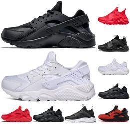 brand new e43e4 0e1f4 nike air huarache shoes Huaraches ultra 4.0 1.0 Laufschuhe für Herren  Triple Weiß Schwarz rot Männer Frauen Huarache Schuh Turnschuhe Männer  Sport Designer ...
