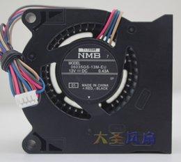 Venta al por mayor de Ventilador de enfriamiento automático NMB 06035GS-13M-EU 13V 0.43A