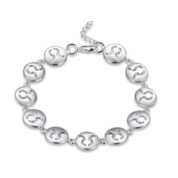 925 Silver Bracelet Price NZ - Beast gift!Taurus Bracelet 925 silver bracelet JSPB577;low price girl women sterling silver plated Charm Bracelets