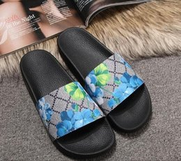 top quality cheap price Ace Shoes Women Luxury designer sandals 20 mix models momen women slippers with box flower tigers snake print rubber leather free shipping websites free shipping discount under $60 cheap price M2xNF0n