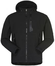 Оптовая продажа-мужчины водонепроницаемый дышащий Softshell куртка мужчины на открытом воздухе спорт пальто женщины лыжный туризм ветрозащитный зима верхняя одежда мягкая оболочка куртка