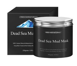 $enCountryForm.capitalKeyWord Canada - New Dead Sea Mud Mask Deep Cleaning Hydrating Acne Blemish Black Mask Clearing Lightening Moisturizer Nourishing Pore Face Cleaner DHL free