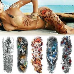Schönheit & Gesundheit Wasserdicht Temporäre Tätowierung Aufkleber Auf Körper Sexy Spitze Pistole Pistole Tatto Aufkleber Flash-tatoo Gefälschte Tattoos Für Mädchen Frauen Temporäre Tattoos