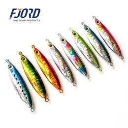 $enCountryForm.capitalKeyWord NZ - 5pcs 10g15g20g Small Slow Shake Metal Jigging Fishing Spoon Iron Plate Long Shot Laser Luminous Lead Baits Sea Fishing Jig Lures Y1892114