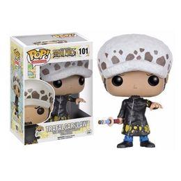 $enCountryForm.capitalKeyWord Canada - Funko POP Anime: One Piece TRAFALGAR LAW Vinyl Action Figure With Box t167 Popular Toy Gift