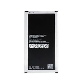 Großhandel Original OEM Batterie EB-BJ710CBE J7 2016 SM-J710F J710 3300 mAh Kostenloser Versand Großhandel Ein Jahr Garantie