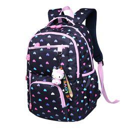 kids cute waterproof flower printing school backpack children backpacfor  girls schoolbag japanese school bag pack girl gift 85e2db8133
