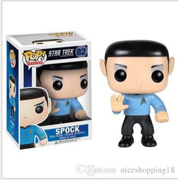 $enCountryForm.capitalKeyWord Canada - Funko Pop Star Trek Series Spock Vinyl Action Figure with Box #82 Popular Toy Good Quality T52