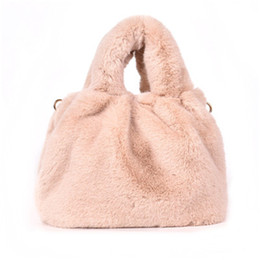 Clutch tote luxury Top-Handle Women Bags Fashion Women s Faux Fur Handbags  Women Bag Fur Bag High Quality Sac a main bolso mujer b008e8632ba37