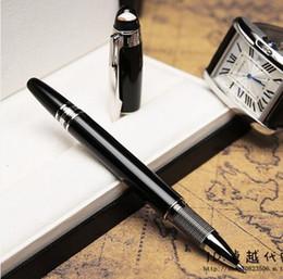 Preço promocional M Roller Caneta de cristal top M-SW Escola Escritório Fornecedores Frete Grátis de Alta Qualidade Caneta E caneta esferográfica