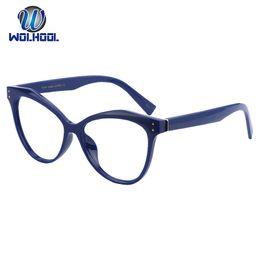 241725ba4 Drop Shipping Unisex Retro Big-frame Óculos Over-sized Maré Olho de Gato  Óculos Ópticos Limpar Lens Eye Wear Óculos de Armação