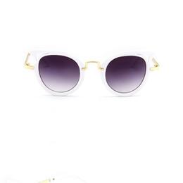 Kids Summer Sunglasses UK - Cat Eye Kids Sunglasses Boy Girl Fashion Sun Glasses Summer Beach Accessories Children Classic Sunglasses Free Shipment