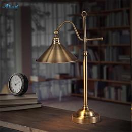 $enCountryForm.capitalKeyWord Australia - American Retro Rotating Table Lamps Bedroom Bedside Iron Art Deco Industrial Desk Lights Study Living Room Luminaria Fixtures