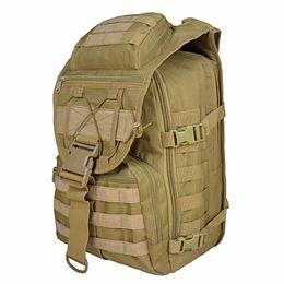 Black Hawk Commandos 3P mochila bolsa de asalto engranaje mochila 35L impermeable camuflaje Viajar