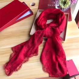 $enCountryForm.capitalKeyWord NZ - Luxury hot Autumn Winter Scarf Women Solid Color Stitching Cashmere Blanket Warm Scarves Shawl Large Size Fashion Scarf