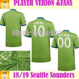 181299632 18 19 Seattle Sounders Soccer player version Jerseys DEMPSEY MARTINS green  fans Football Shirts Camisetas De futbol Soccer Uniform