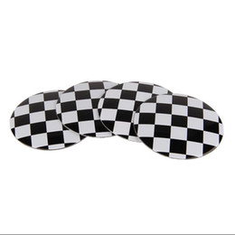 Chinese  Racing Aluminum Alloy Car Emblem Wheel Center Cover Caps Cap Sticker Badge Badges Emblems Wheel Hub Signs manufacturers