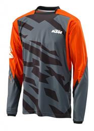 Bike clothing for women online shopping - Motorcycle Jerseys Moto XC Motorcycle GP Mountain Bike FOR ktm Motocross Jersey XC BMX DH MTB T Shirt Clothes