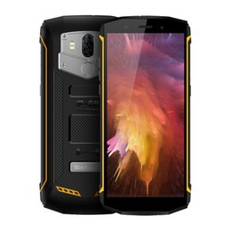 Blackview camera online shopping - 5580mAh V A Wireless Charging Blackview BV5800 Pro G LTE NFC GPS Fingerprint GB GB Quad Core MTK6739 IP68 Waterproof Rugged Smartphone