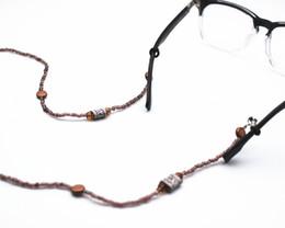 $enCountryForm.capitalKeyWord Canada - woman\man Ethnic retro elegant Glass beads eyeglasses chains brown grace Presbyopic glasses neck strap for grandmother\lady\sir