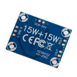 Amplifiers module online shopping - JINSHENGDA TPA3110 X15W Digital Audio Stere Amplifier Module Board Mini Binaural