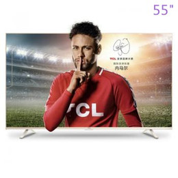 Discount free hd movies - TCL 55 inch android intelligent built-in WiFi movie king intelligent version full hd resolution 1920 * 1080 free shippin