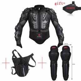 $enCountryForm.capitalKeyWord Australia - Motocross Off-Road Racing Body Armor Motorcycle Riding Protection jacket moto leg bag motorbike kneepads