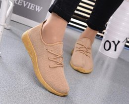 $enCountryForm.capitalKeyWord NZ - Spring and summer new products Beijing breathable shallow mouth shoes really flying candy multi-color student female casual shoes