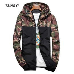 Xingdeng 2018 New Military Camouflage Fashion Jackets Men Hooded Waterproof Cotton Jacket Winter Warm Army Outerwear Top Coat Sturdy Construction Jackets & Coats