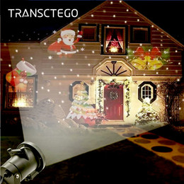 Commercial Lighting Smuxi Christmas Stars Laser Light Shower 10 Patterns Projector Effect Remote Moving Outdoor Garden Decorative Lawn Waterproof