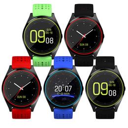 $enCountryForm.capitalKeyWord Australia - Bluetooth Smart Watch V9 with Camera Pedometer Sleep Tracker Health Sport Clock Hours Smartwatch for Android IOS